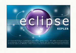 Eclipse Installed